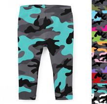Dark Camouflage Kids Leggings - $37.99+