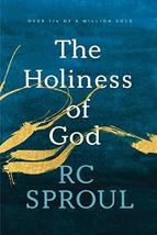 The Holiness of God [Paperback] Sproul, R. C. - $10.18