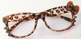Cute Fashion Retro Nerd Style Glass Frame Cosplay Costume Lovely Vintage Eyewear image 2