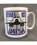 B-1B DATSA Emerson Coffee Mug Cup Air Force Systems Comand Space Shuttle... - $24.00