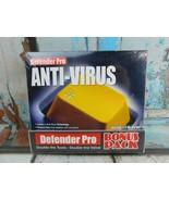 Vintage Defender Pro Anti Spyware Firewall  New Sealed NOS - $17.81
