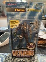 1995 McFarlane Toys Wetworks Dane Action Figure Whilce Portacio Collecti... - $13.81