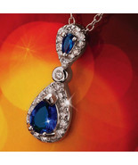 Necklace & Pendant with 18 inch Sterling Silver Chain Brand New FREE Shi... - $49.00