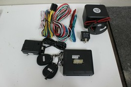 Option Group 373591 Remote Starter, Door & Window Control Center New - $109.58 CAD