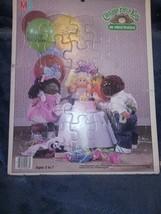 1984 Cabbage Patch Kids 25 Piece Puzzle Milton Bradley vintage Complete ... - $18.98