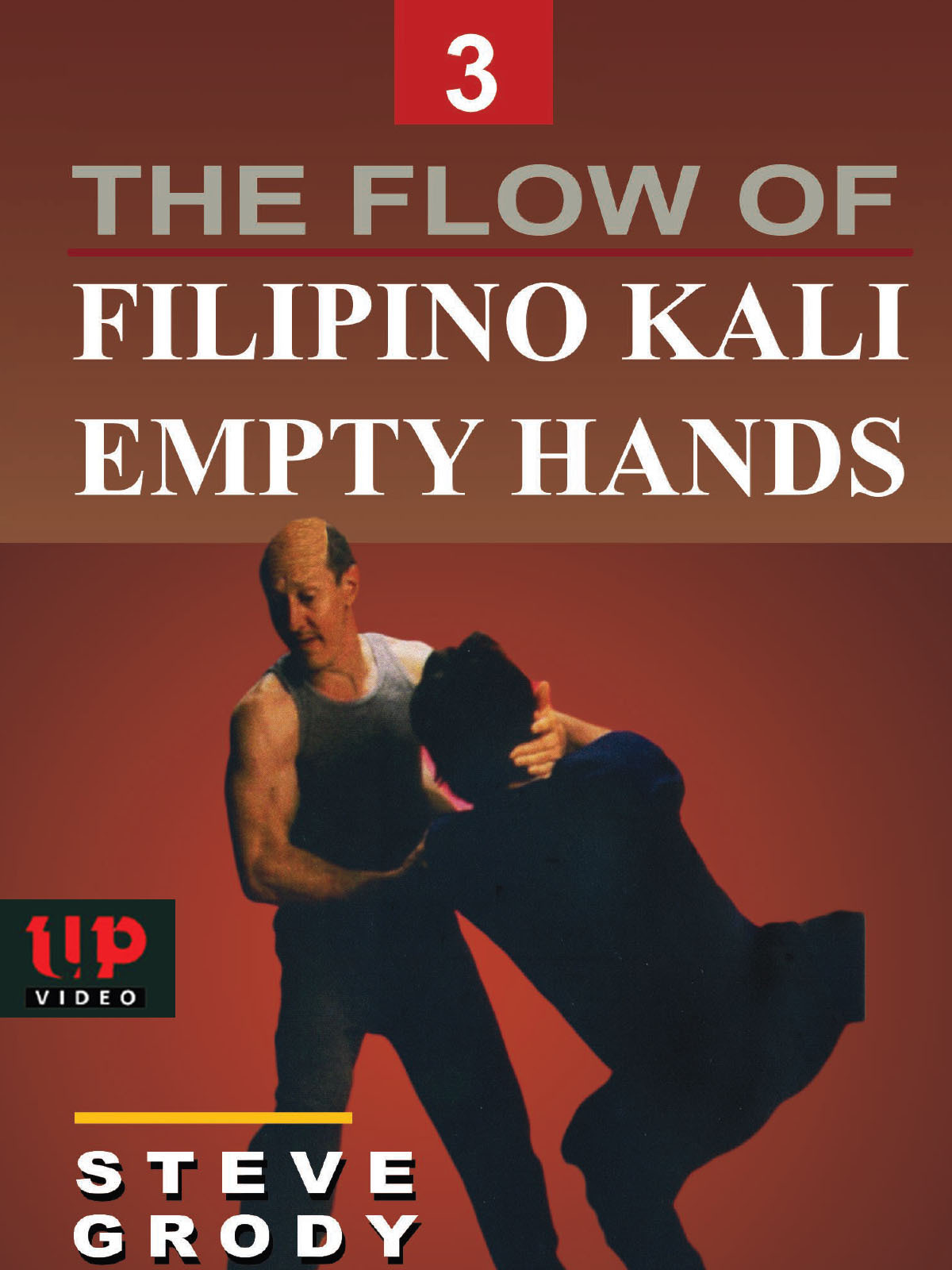 3 DVD SET Flow of Filipino Kali Empty Hands - Steve Grody escrima arnis fma