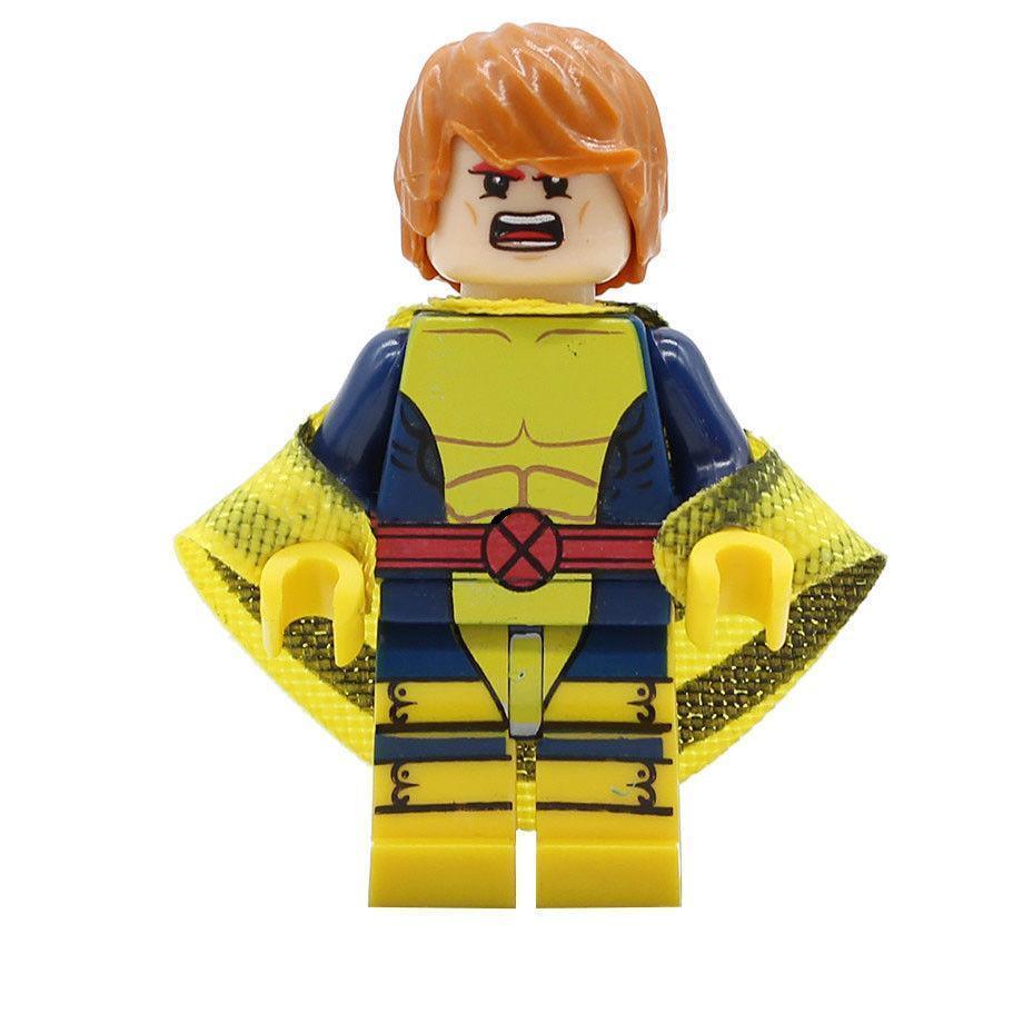 Banshee Sean Cassidy Marvel Comics X-men Lego Minifigures ...