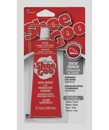 SHOE GOO Shoe Skate Repair Glue 3.7oz CLEAR Adhesive Protective Coating ... - $9.98