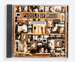 Puddle of Mudd - Life on Display - $4.00