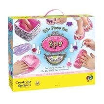 Creativity for Kids Day at The Spa Deluxe Gift Set - $56.96