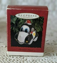 Hallmark Keepsake Christmas Patrol Handcrafted Ornament 1995 - $11.59