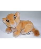 "LION KING WALT DISNEY WORLD YOUNG BABY NALA  9""  PLUSH STUFFED ANIMAL - $14.84"