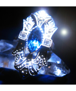 $333 ONLY HAUNTED MYSTICAL TREASURES RING 100 YEARS OF COMETS MAGICK 7 S... - $99,007.77