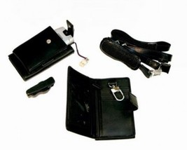 Black CellKeeper Mobile Gadget Wallet for Cell Phones and Digital Camera... - $89.95