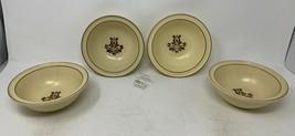 "Pfaltzgraff USA ""Village"" Set of 4 Soup / Cereal Bowls - 6 1/8"" Diameter... - $15.99"