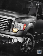 2011 Ford F-150 brochure catalog US 11 King Ranch Harley Davidson SVT RA... - $8.00