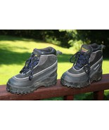 LaCrosse ATS Thermolite 400 Black Boots Youth Boy Boots Size 1 - $19.79