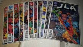 JLA (justice league of america) #21, 22, 23, one million, 24, 25, 26, 27... - $12.00