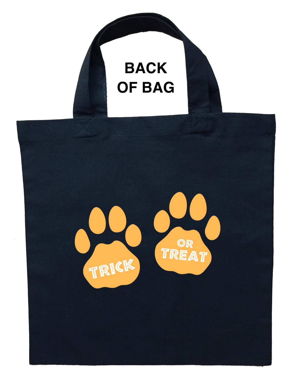 Lion Trick or Treat Bag, Baby Lion Halloween Bag, Lion Loot Bag, Lion Candy Bag
