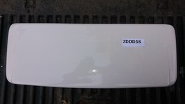 7DDD58 Toilet Tank Lid, American Standard F4049, White, A Few Tiny Blemishes, Gc - $49.27