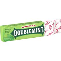 Wrigley's - Doublemint: Gum 5-Piece Pack (5 Packs) Brand New + Free Ship... - $3.99