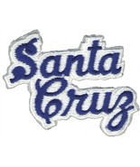 Vintage Santa Cruz Patch - California (Iron on) - £3.77 GBP