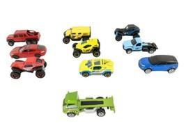 Lot of 10 Matchbox Cars/SUV/Trucks 1/64 Scale  - $6.79