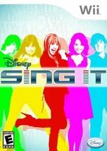 Disney Sing It - Nintendo Wii [Nintendo Wii] - $5.41