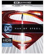 Man of Steel  [4K Ultra HD + Blu-ray] - $14.95