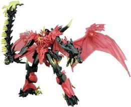 Transformer Go! G23 Guren Dragotron figure Japan - $128.59
