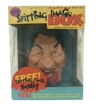 Vintage 1984 President Ronald Reagan Box Bendy Puppet Toy Spitting Image... - $28.01