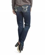 Big Star Jeans Women's NINA 9 Year Montgomery Stone Wash Straight Leg NEW