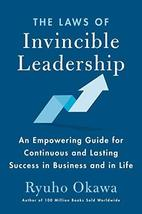 The Laws of Invincible Leadership: An Empowering Guide for Continuous an... - $8.99
