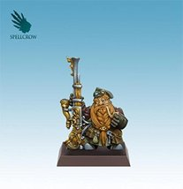Spellcrow 28mm Miniatures: Gnome with Musket
