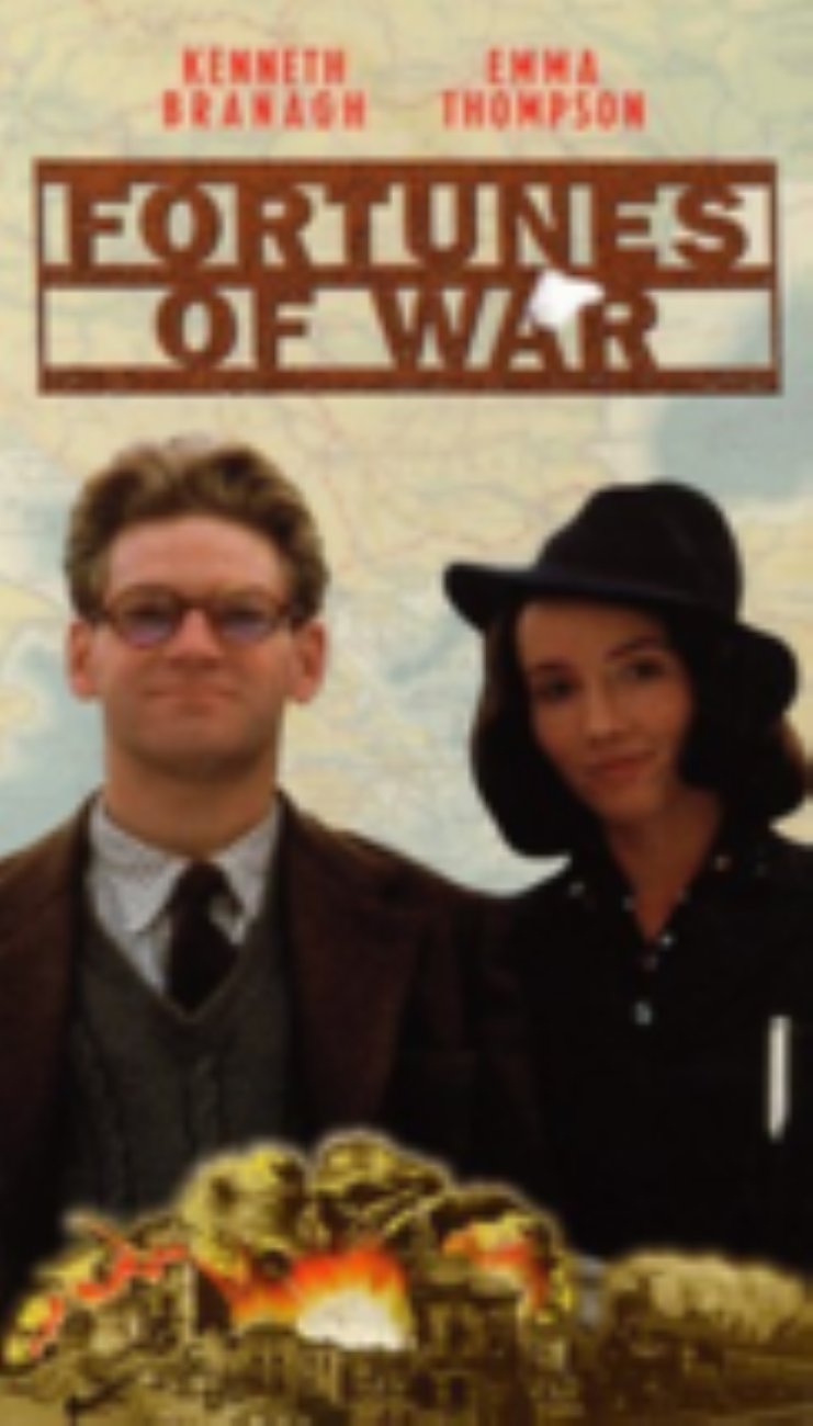 Fortunes of War Vhs