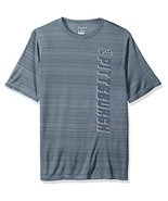 NCAA Pittsburgh Panthers Men's Boosted Stripe T-Shirt, Xx-Large, Gray - $15.95
