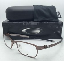 Brand New OAKLEY Eyeglasses TINCUP OX3184-0350 50-17 Powder Toast Brown ... - $269.95