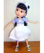 """Easter Bluebonnets 4 pc Doll Outfit for Tonner 14"""" Patience 12"""" Marley A... - $24.95"""
