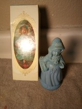 AVON   BOTTLE --LITTLE GIRL BLUE---EMPTY---BOXED--FREE SHIP - $16.38