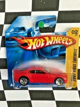 Hot Wheels 2007 New Models First Edition FE 002 Chevy Camaro Concept Sho... - $6.92