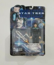 Star Trek First Contact Playmates Commander Deanna Troi Action Figure Ne... - $9.49