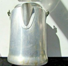Vintage COMET aluminum Coffee Pot Percolator Camping gear made in USA - $18.49