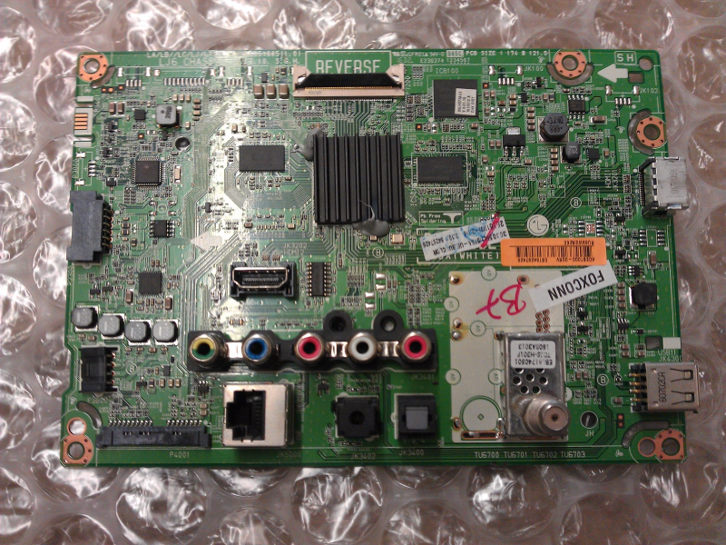 EBT64297426 Main Board From LG 55LH575A-UE BUSCLOR LCD TV