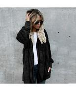 Cardigans Women Long Sleeve Oversize Winter Casual Loose Coverup Tops Au... - $47.97