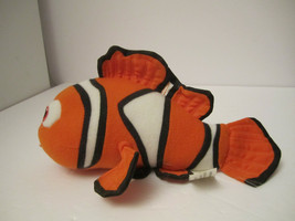 """NM PRE-OWNED 8"""" NEMO Clown Fish SOFT PLUSH TOY from Disney Pixar Finding... - $4.00"""