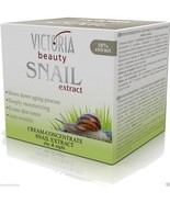 Victoria Beauty Anti Wrinkle Day and Night Repair Face Cream with Snail ... - $21.26