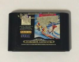 Winter Olympic Games (Sega Genesis, 1993) Mega Drive - $5.93