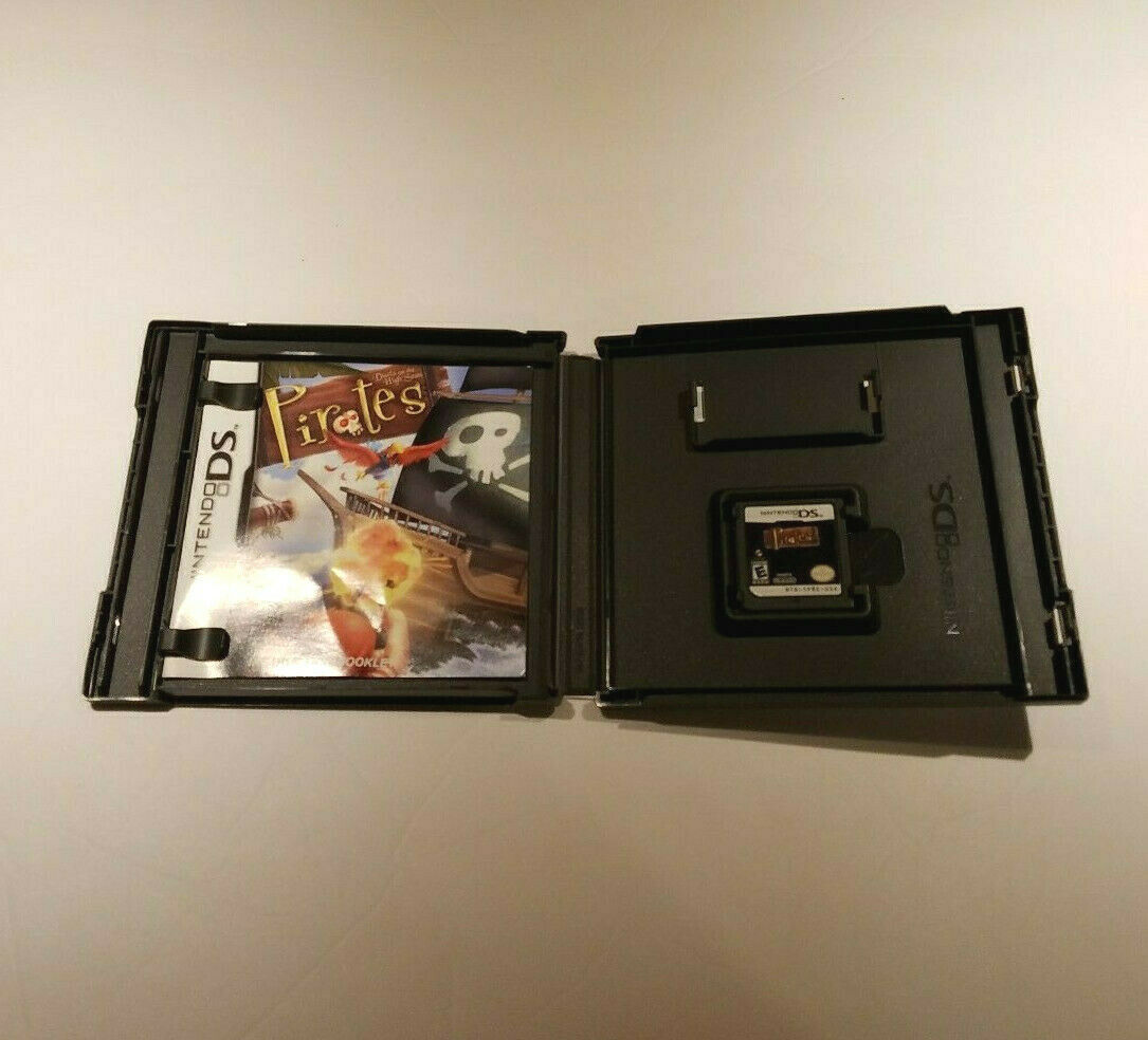 Pirates: Duels on the High Seas (Nintendo DS, 2009) Complete Nice Fast Shipping