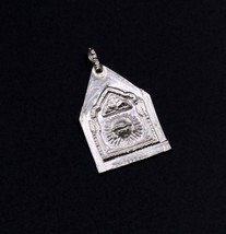 RELIGIOUS ANTIQUE SUN AMULET PENDANT TRIBAL SURAJ AMULET VILLAGERS JEWEL... - $9.40