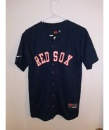 Curt Schilling Boston Red Sox MLB youth Large Stitched jersey #38 Nike ... - $24.74